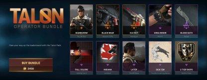 Talon New Operator