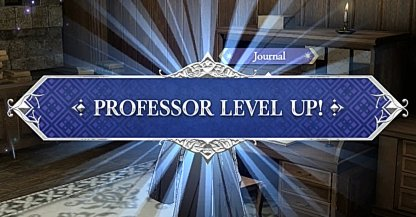 Use Renown To Buy Professor Levels