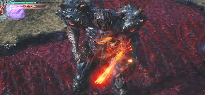 Devil Trigger Does Significant Damage
