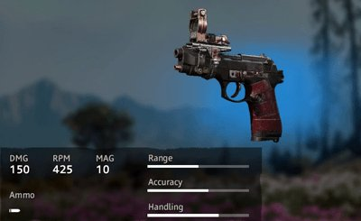 Far Cry New Dawn Makeshift M9