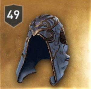 Athenian War Hero Helmet Stats