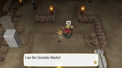 Graveler Master Trainer