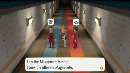 Magnemite Master Trainer