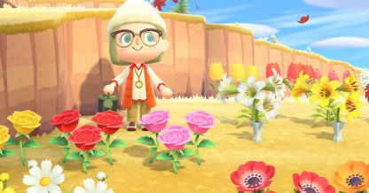 Flower List All Flower Types Colors Animal Crossing Acnh