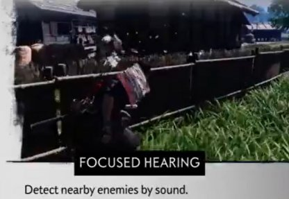Focused Hearing