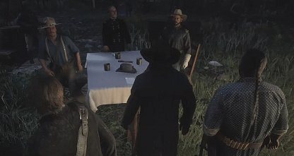 Red Dead Redemption 2 - The Fine Art Of Conversation