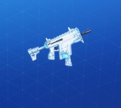 RADIANT ZERO Wrap - Submachine Gun