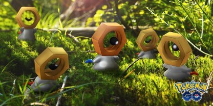 Shiny Meltan Event