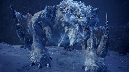 New Variant - Frostfang Barioth