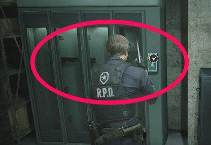 Resident Evil 2 Leon Shotgun