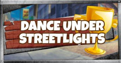 Dance Under Spotlights Challenge - Location & Guide (Week 1)
