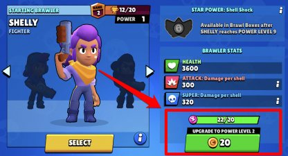 Brawl Stars How To Upgrade Brawlers Guide Tips