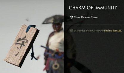 Get Charm Of Immunity