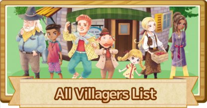 Villager Gifts Guide