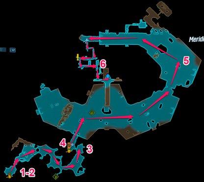 Hostile Takeover Walkthrough Map 1