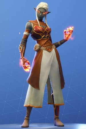 Fortnite Ember Skin Review Image Shop Price