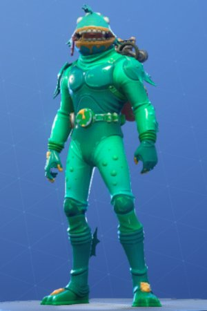 Skin Outfit MOISTY MERMAN