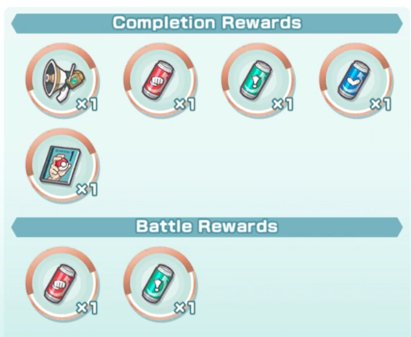 Completion Rewards