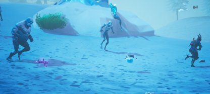 Fortnite Ice Storm Challenge Destroy Ice Brutes