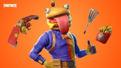Fortnite Beef Boss Skin Review Image Shop Price