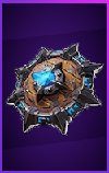 EMBLAZONED BUCKLER Icon