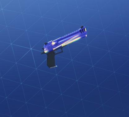 BRITE STARS Wrap - Handgun
