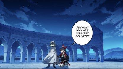 Collei Webtoon Panel