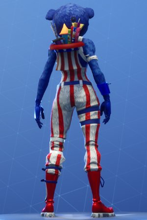 FIREWORKS TEAM LEADER Back