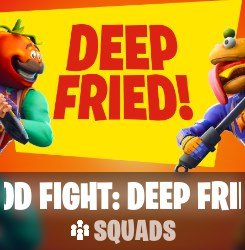 Food Fight - Deep Fried