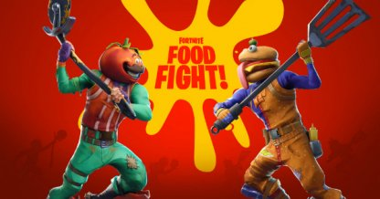 Limited Time Mode Food Fight LTM
