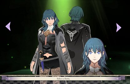 Choose Byleth
