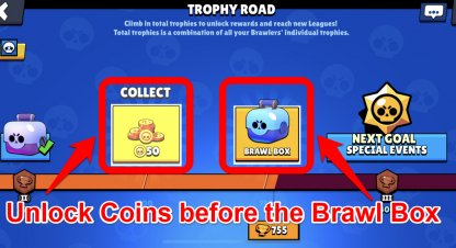 Brawl Stars, Trophy Road Guide & Reward List