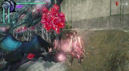 Devil May Cry 5 Find & Destroy Red Orb Trees