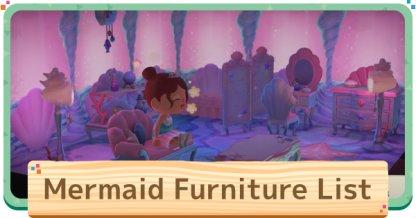 Mermaid Furniture