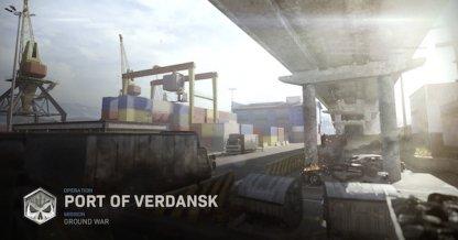 Port of Verdansk