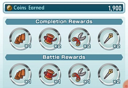 Earn Coins & Upgrade Materials