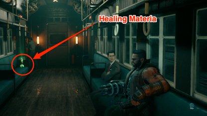 Healing Materia