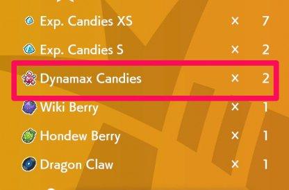 Get Dynamax Candy From Max Raid Battles