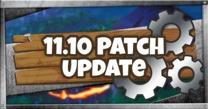 v11.10 Patch Update