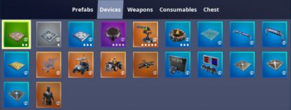 Place Devices On A Creative Island - 14 Days of Fortnite