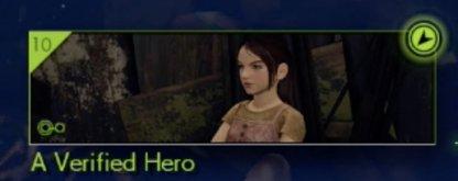 A Verified Hero