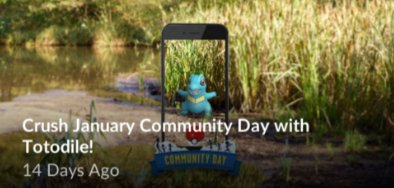 Pokemon Go What is Community Day