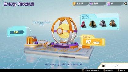 Energy Rewards - Overview
