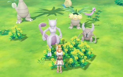 GO Park - Features And Transferring Pokemon