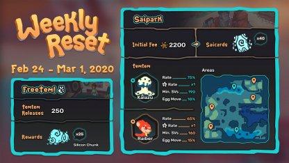 Weekly Reset