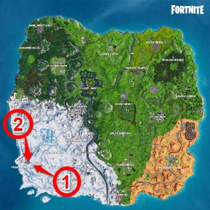 Fortnite Season 7 Secret Battle Star & Banner Locations Guide