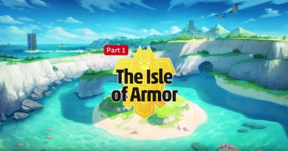 Isle Of Armor - All You Need To Know