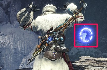 Frozen Wilds Weapon Pendant