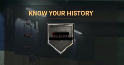 Know Your History Event