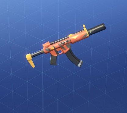 LION Wrap - Submachine Gun